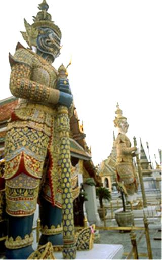 golden palace, bangkok